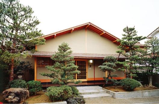 円光寺の家