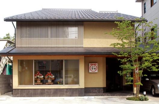 津田水引折型(野町本店)